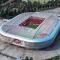 Стеклянные козырьки от «Реалит» на новом стадионе «Спартак»