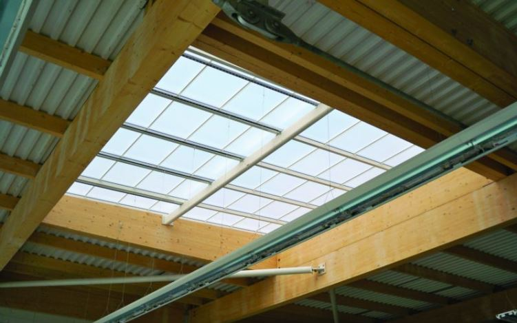 polycarbonate-rooflight