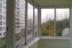 Что нужно знать про остекление балкона профилем из алюминия