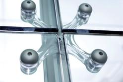 Спайдерное беспрофильное остекление, как светопрозрачный элемент здания