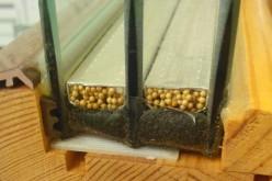 Дистанционная рамка для стеклопакета. Виды и назначение рамок