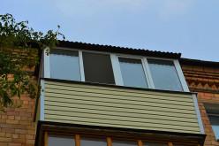 Особенности остекления балкона в хрущевке