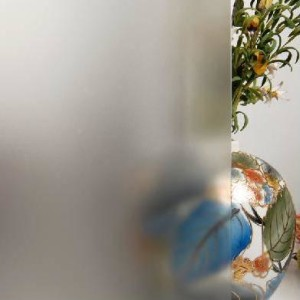 Матированное непрозрачное стекло