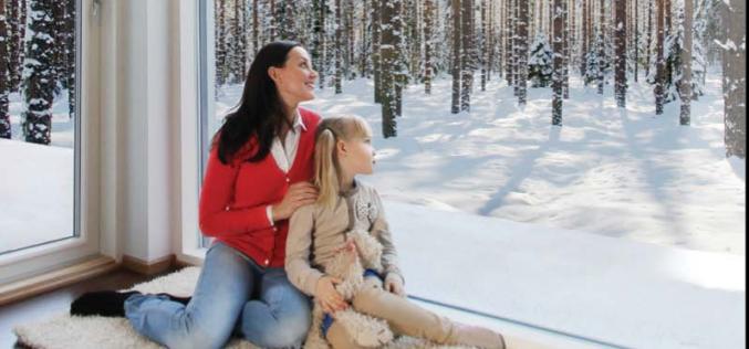 Финская компания «Skaala» открыла в Санкт-Петербурге завод по производству деревянных энергосберегающих окон.