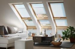 Мансардные окна Velux — ключевой элемент обустройства мансардного помещения