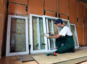 Ремонт и замена стекол в окнах пвх