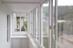 Остекление балконов и лоджий системой Slidors