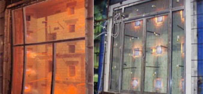 Противопожарные стеклопакеты