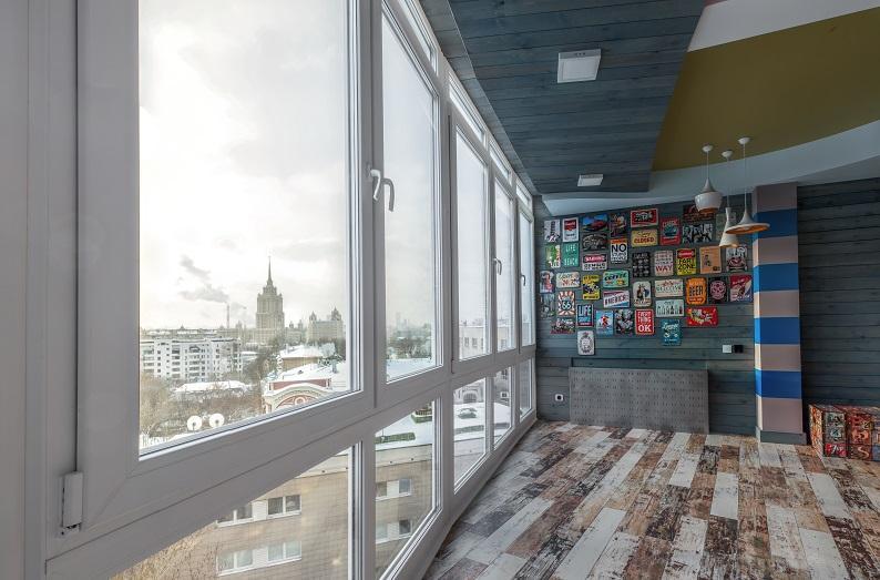 Энергоэффективные окна в Москве