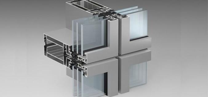 Система элементного фасада ALT EF65 от компании ALUTECH