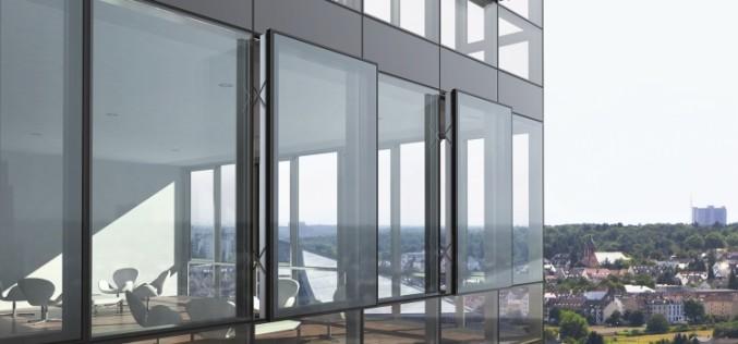 Стоечно-ригельный фасад Schüco — популярность во всем мире