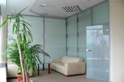 Организация рабочего места с офисными перегородками ALT 110