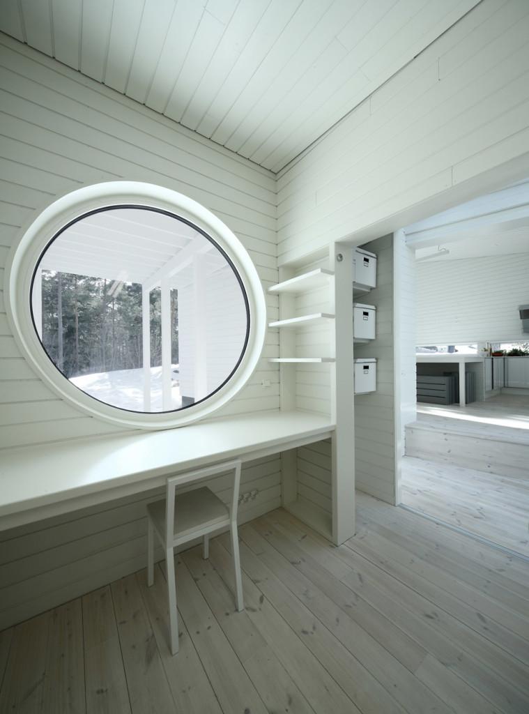 Окно-иллюминатор