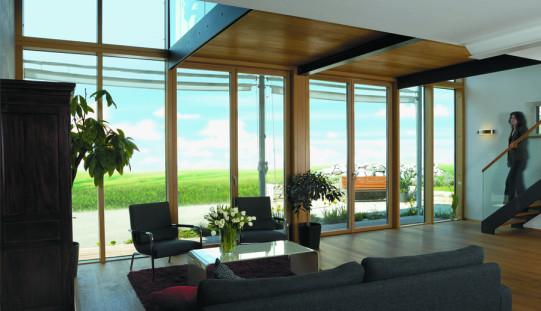 Roto Al Designo — современная фурнитура со скрытыми петлевыми элементами