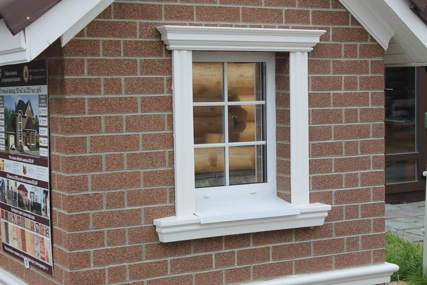 Установка окна в каркасном доме