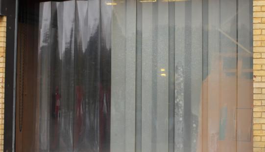 ПВХ завесы и шторы – экономим тепло в помещении